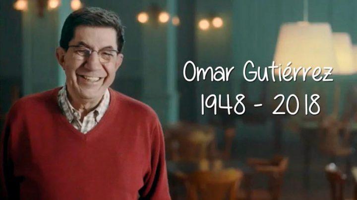 """Hasta siempre, Omar. """"En los momentos difíciles deberíamos estar más juntos"""""""