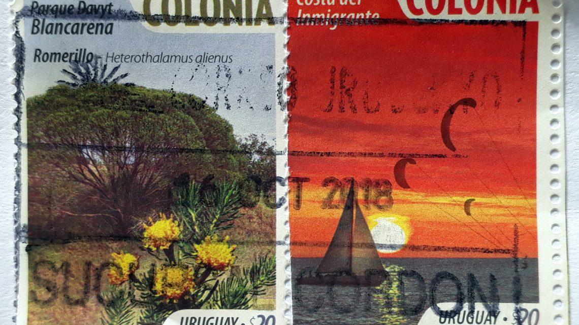 Sellos del correo destacan «Costa del Inmigrante»