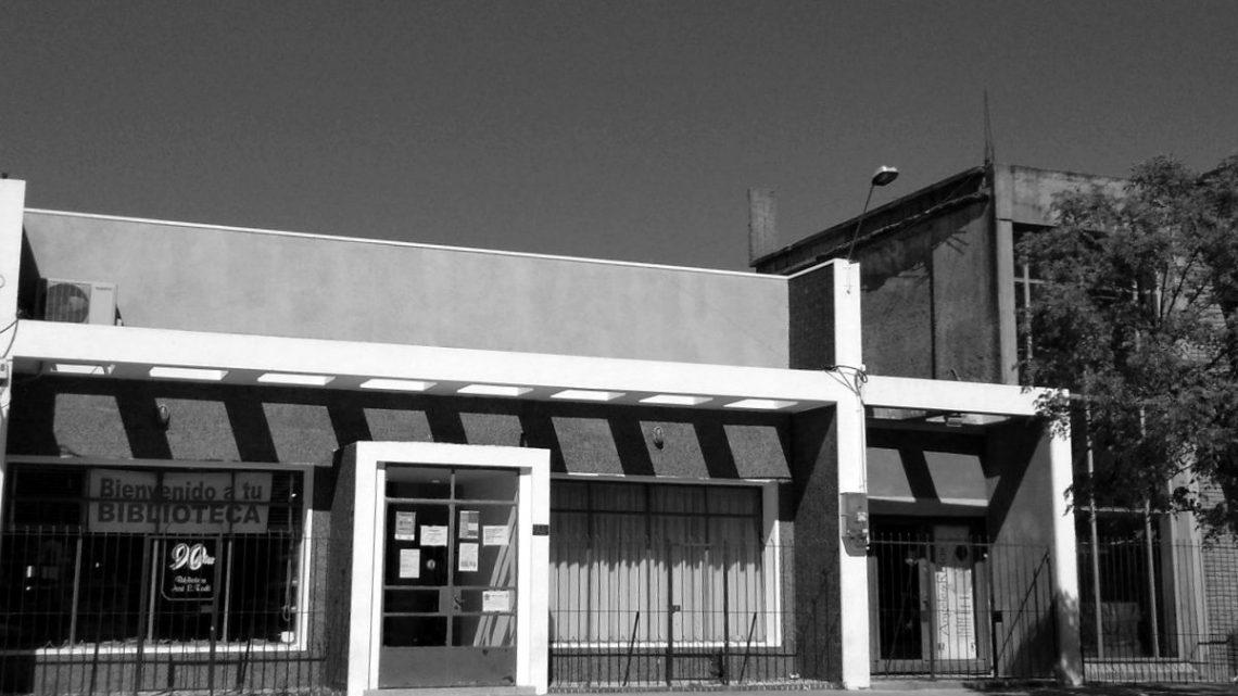 Biblioteca Rodó de Juan Lacaze: luz de 100 años