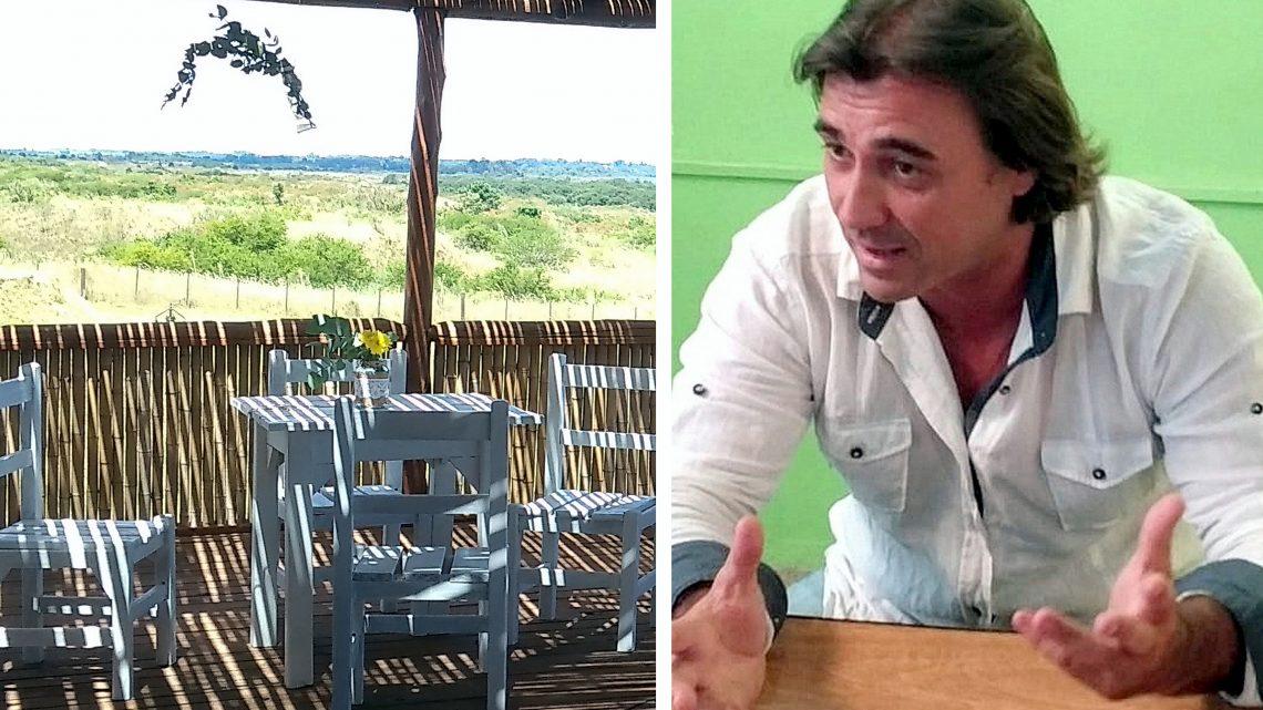 Leandro Maioli, propietario de Los Piamonteses: «Me dijeron que estaba loco»