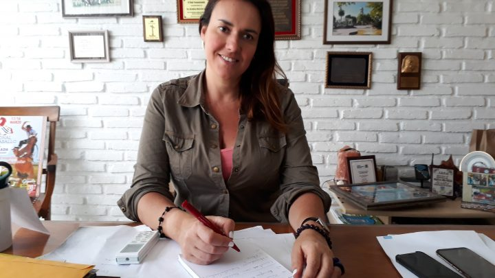 María de Lima: «Las cosas que me he ganado no fueron por cuota femenina»