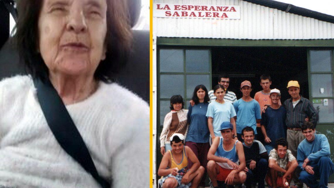 "Mercedes Pérez de Soca, ex embajadora de ""la Granjita"" en Montevideo"