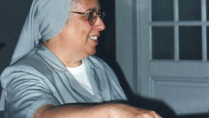 "Marina Pino: ""Yo pataleé mucho con Dios"""