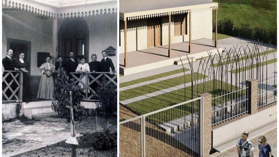 """Con el arquitecto lacazino Gerardo Martínez: """"La arquitectura puede y debe involucrarse con la realidad social"""""""