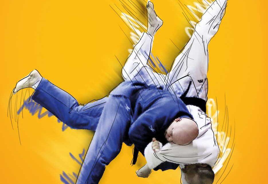 Judo: un deporte para enseñar el camino