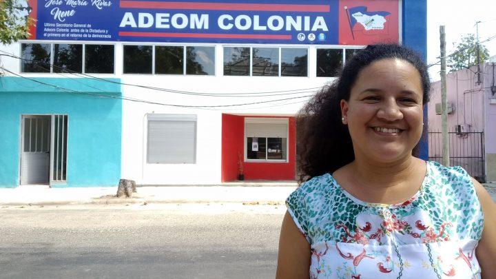 """Presidenta de ADEOM, Miriam Dos Santos: """"La gestión de la Intendencia es poco seria"""""""