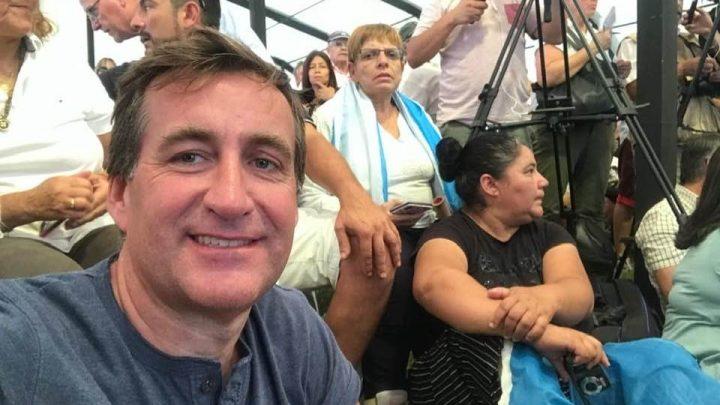 """Ricardo Planchón: """"no hay que enamorarse del poder"""""""