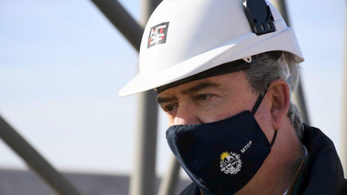 """Ministro Heber sobre terreno de FANAPEL: """"No voy a gastar un solo peso si no hay un proyecto"""""""