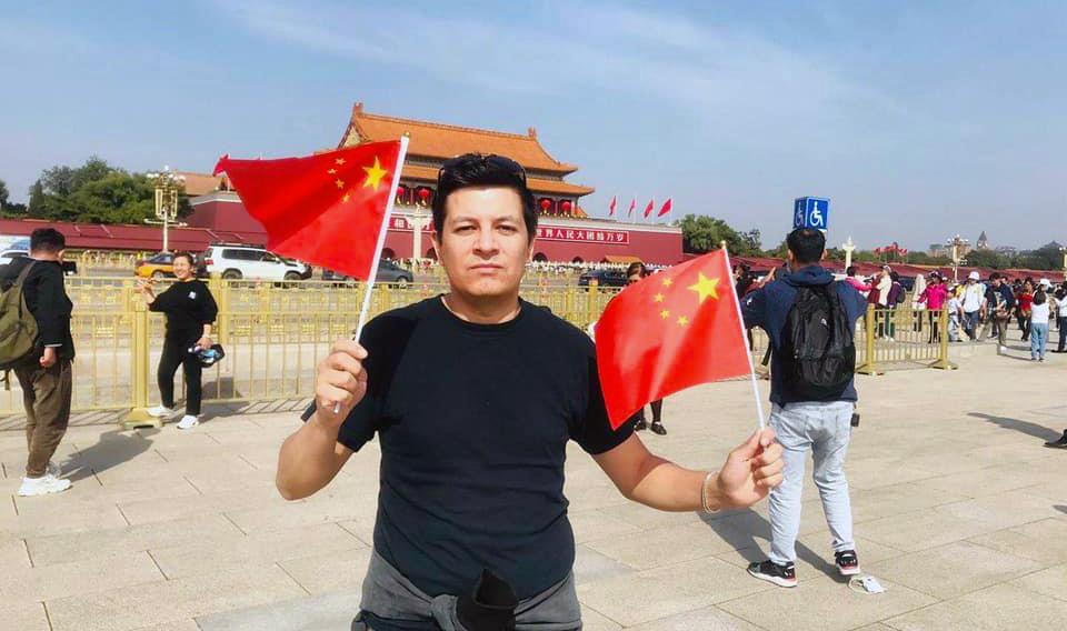 Mauricio Paz Viola. De Carmelo a Beijing en 4.017 días