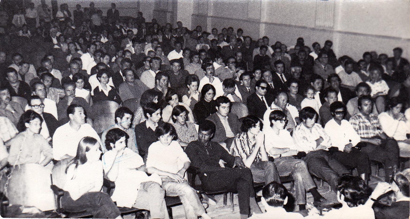 50 años del primer acto del Frente Amplio en Juan Lacaze