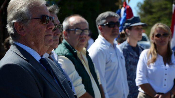 Moreira presentó su equipo de gobierno para el período 2020-2025