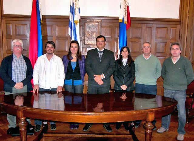 Junta Electoral de Colonia proclama alcaldes y concejales electos