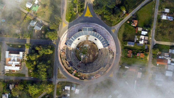 Reconstrucción de Plaza de Toros del Real de San Carlos emprende etapas finales