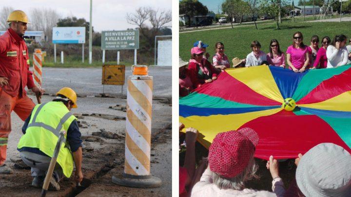 La Paz y Miguelete, dos municipios que estrenaron en pandemia