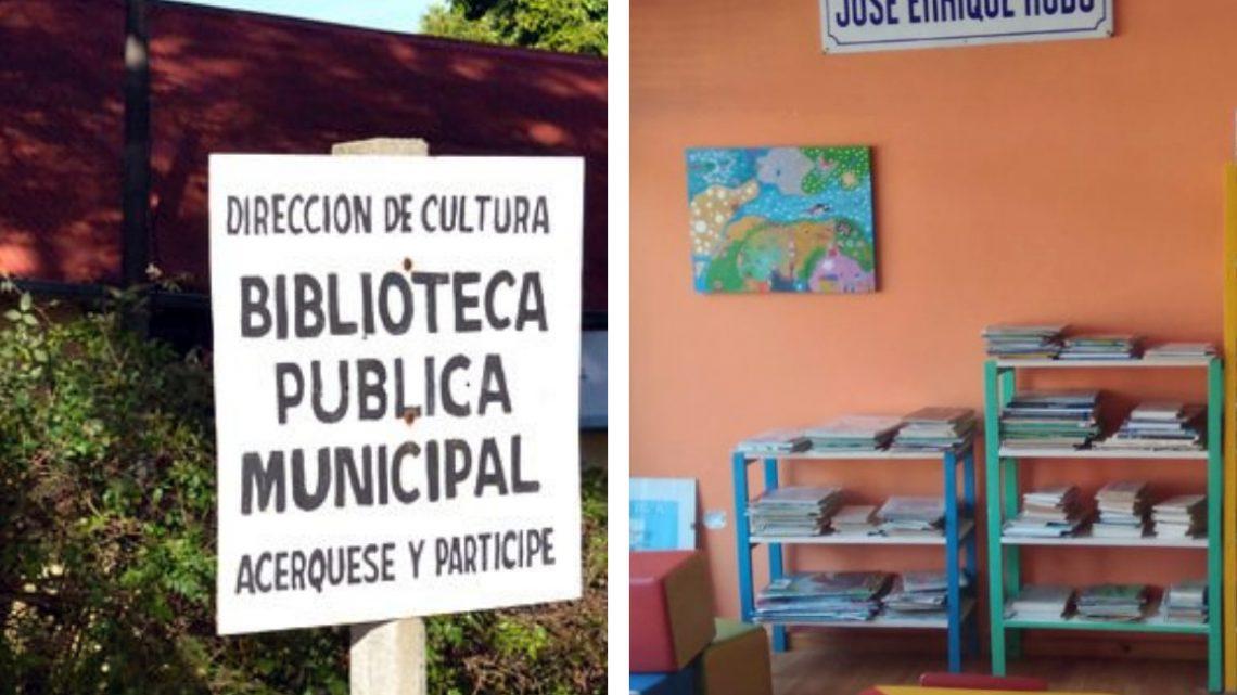 """Una obrera y otra municipal: las bibliotecas """"Rodó"""" de Colonia"""